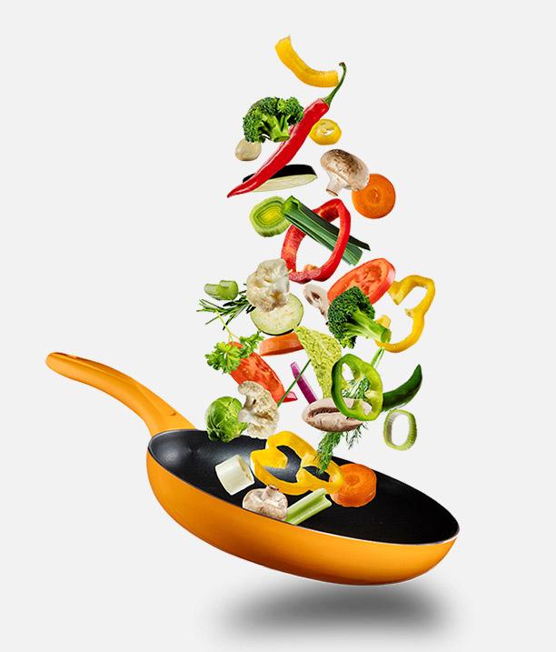 Corso Cucina Vegetariana, Cucina Naturale Salutista Padova