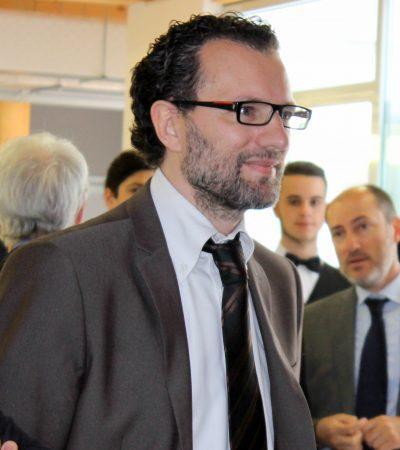Federico Pendin | Presidente DIEFFE