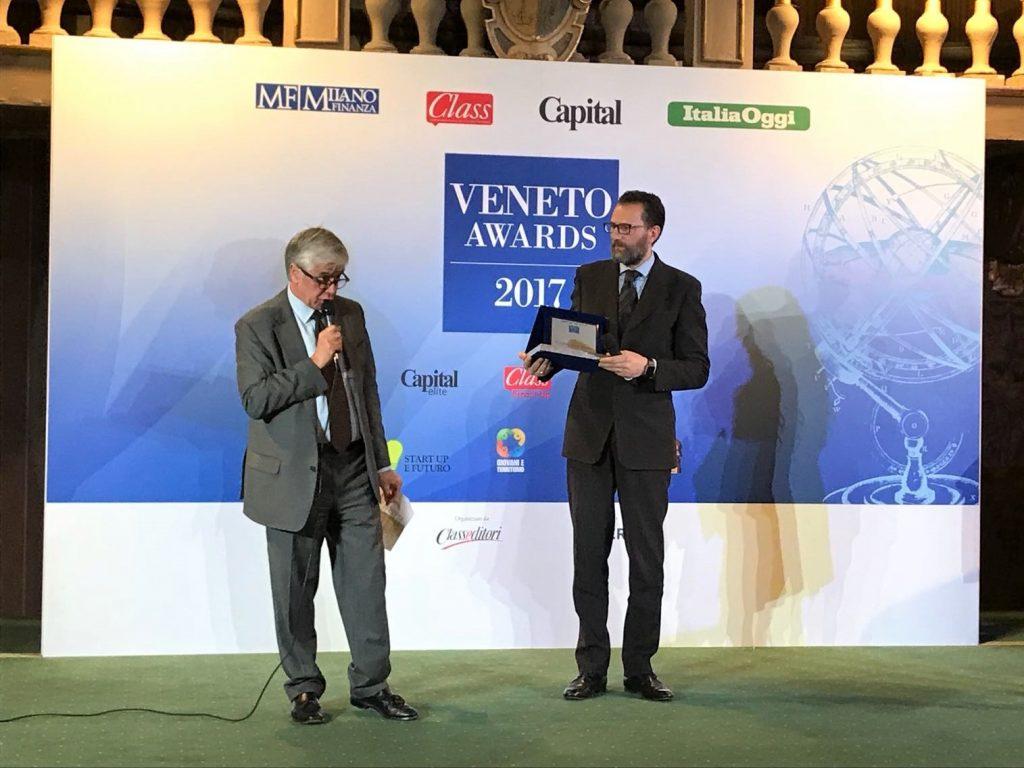 Federico Pendin - Premio Veneto Awards