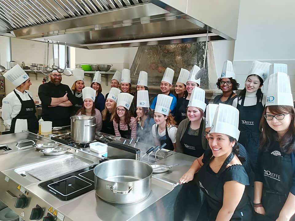 Verona network dall 39 illinois a verona per studiare la cultura e la cucina veronese dieffe - Corsi di cucina verona ...