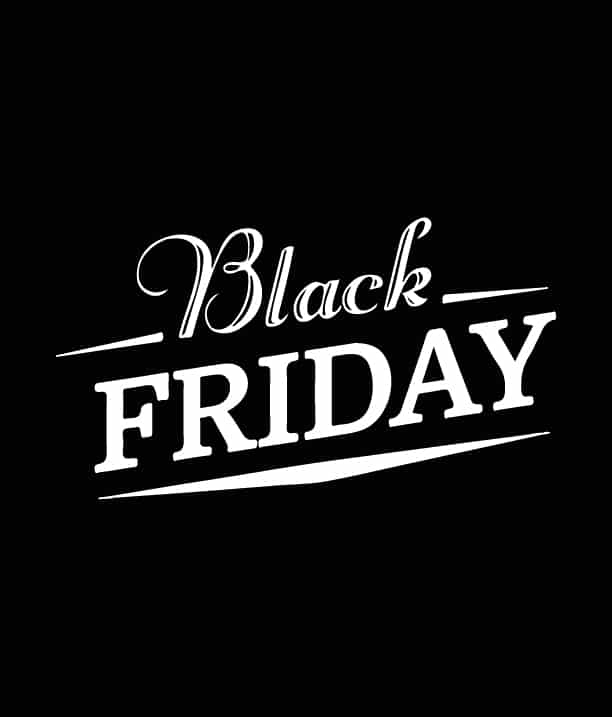 IL BLACK FRIDAY ARRIVA IN ACCADEMIA